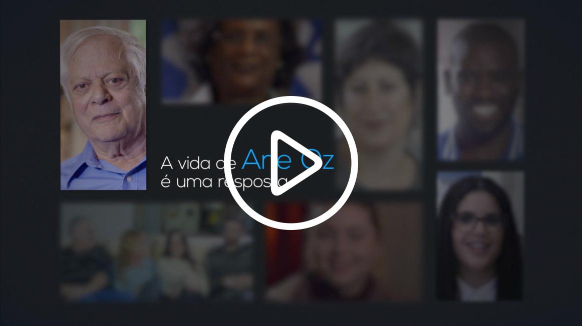 Campanha 2017 - Arie OZ