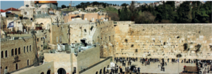 Muro das Lamentações, Jerusalém